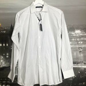 John Varvatos USA Boys  Button Front Shirt